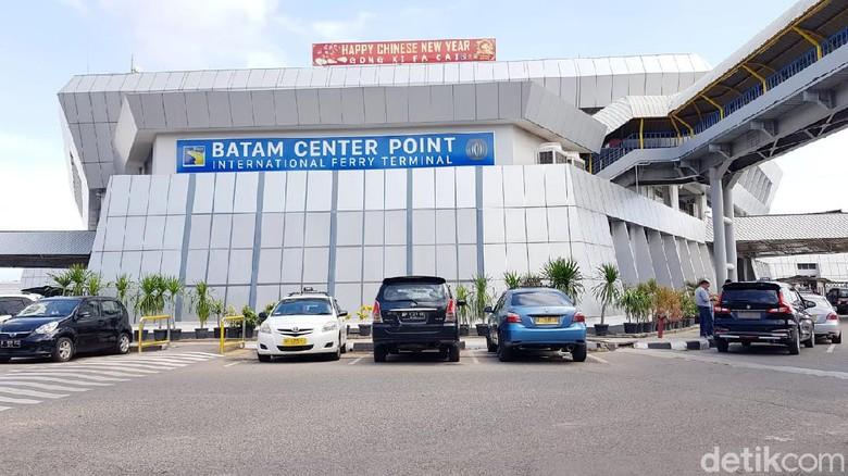 Pelabuhan Ferry Internasional Batam Center