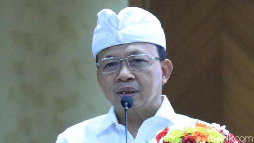 Antisipasi Corona, Gubernur Koster Minta Warga Tak Keluar Bali
