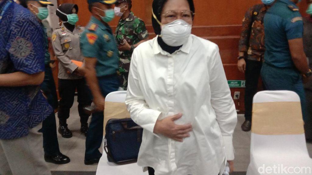 Risma Tak Ingin Surabaya Sampai Lockdown Gegara Corona Sebab...