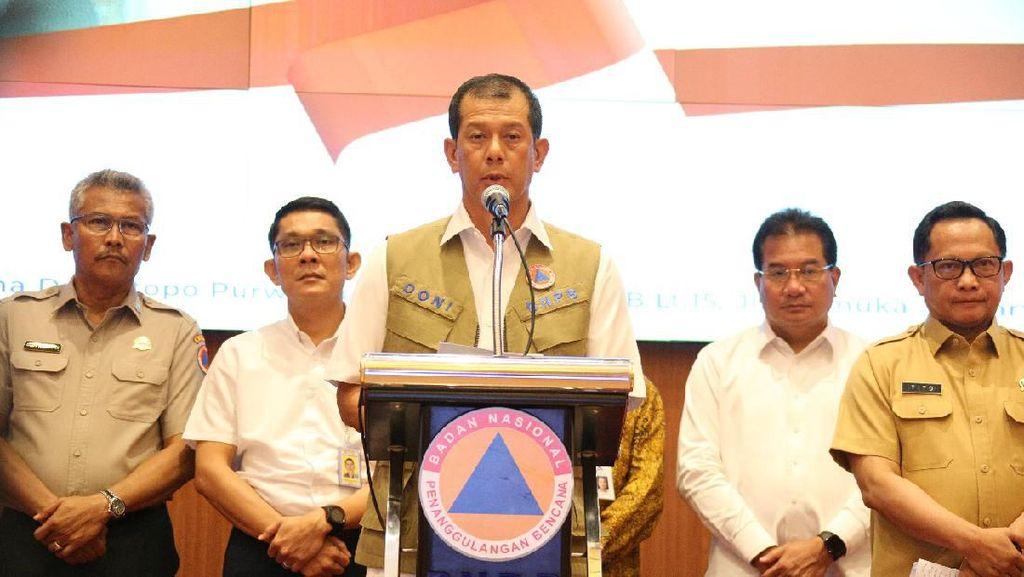 Pemerintah Siapkan 200 Ribu Paket Sembako untuk Warga Jabodetabek
