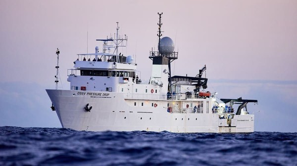 Tak banyak yang mengunjungi, Challenger Deep di Palung Mariana, Samudra Pasifik. Titik terdalamnya yakni 10.928 meter dan diyakini sebagai titik terdalam di lautan dunia (Foto: EYOS Expeditions/CNN)