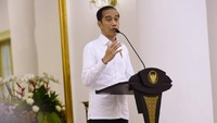 Jokowi Siapkan Perpres-Inpres Larangan Mudik Lebaran 2020
