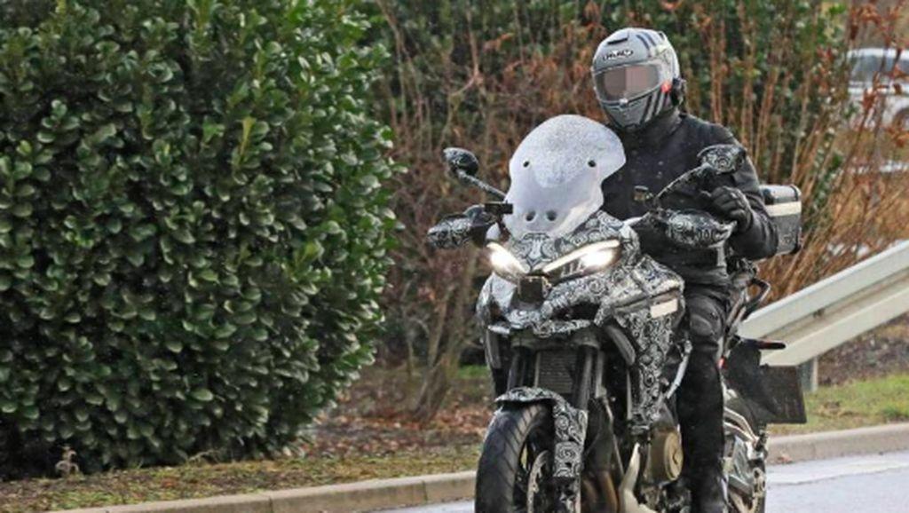 Italia Lockdown, Ducati Nekat Uji Jalan Multistrada V4