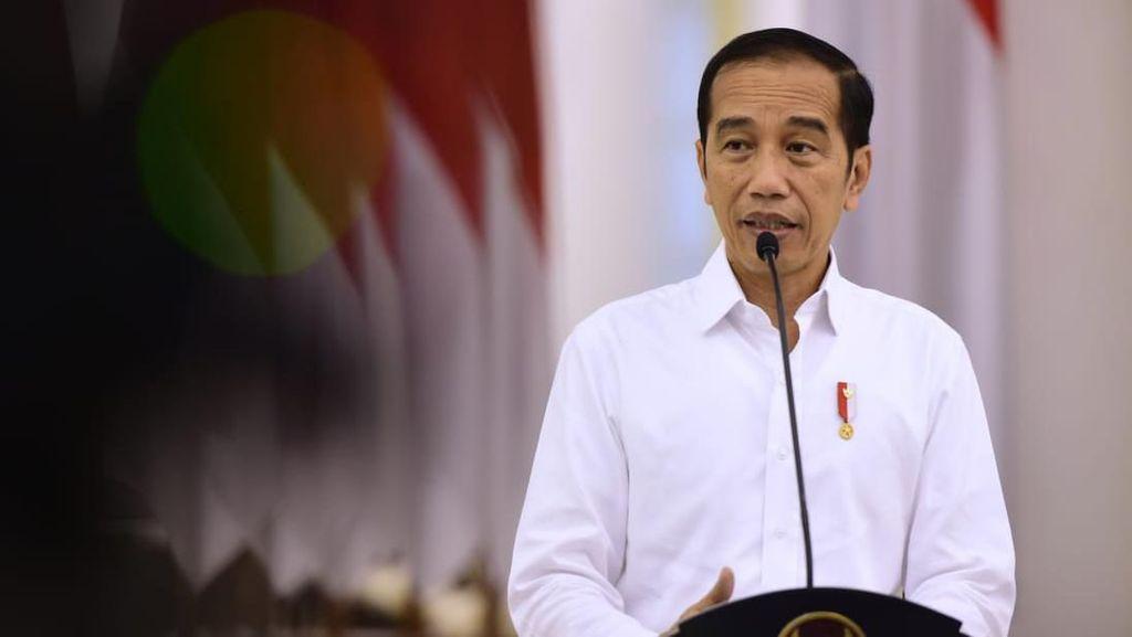 Pernyataan Lengkap Jokowi Minta Pembatasan Sosial Berskala Besar-Darurat Sipil