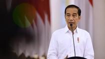 Driver Ojol Ngeluh Kena Dampak Corona, Jokowi: Tak Perlu Khawatir