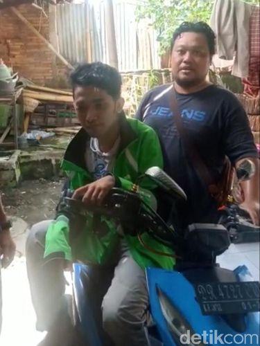 Viral Driver Ojol 'Membeku' di Atas Motor, Begini Penelusuran Polisi