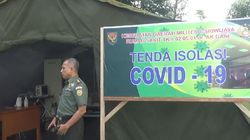 Kodam Sriwijaya Dirikan 7 Posko untuk Isolasi Pasien Suspect Corona