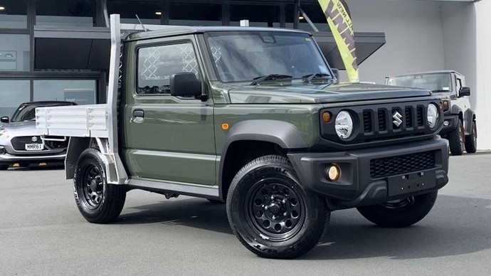 Suzuki Jimny Pick Up