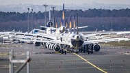 Imbas Corona, Anak Usaha Lufthansa Tutup Permanen