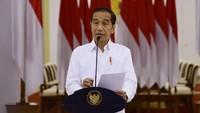 Jokowi Bicara Perlindungan Sosial, Sitir Pernyataan Anies Baswedan