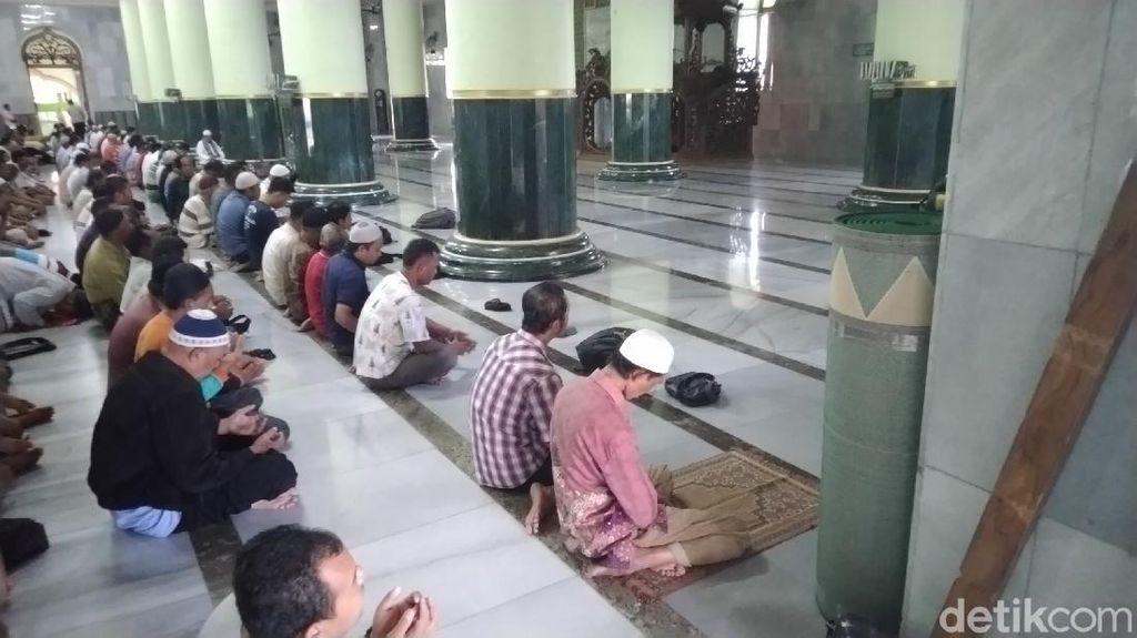 Imbauan untuk Jemaah Masjid Agung Semarang di Tengah Pandemi Corona