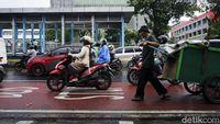 Kata Anies, Ini Syarat Diberlakukannya Ganjil-Genap Motor di Jakarta