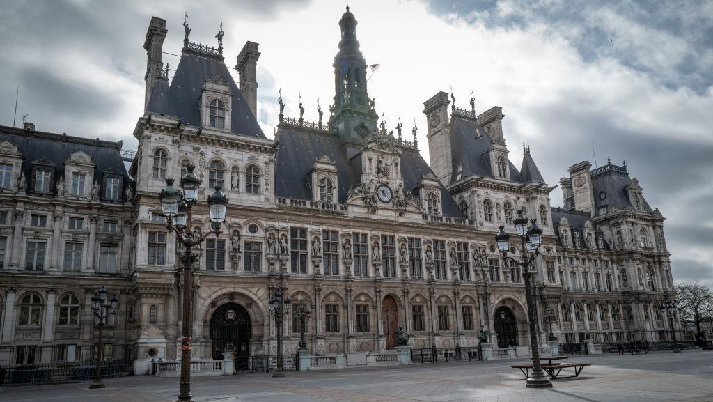 Prancis Alami 900 Kasus Baru Corona dalam Sehari
