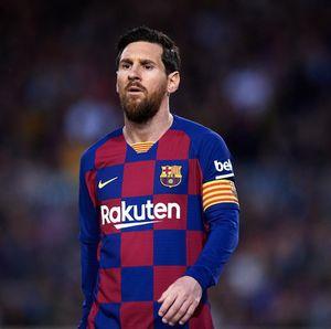 Bahkan Lionel Messi pun Tak Berani Menatap Pemain Ini