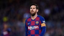 Waktu Messi di Barcelona Sisa Satu Tahun