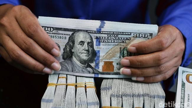 Corona Menggila, Dolar AS Tembus Rp 16.000