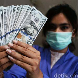 Dolar AS Buka Awal Pekan di Level Rp 16.450