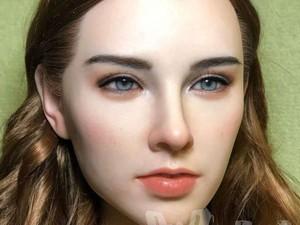 Boneka Seks yang Punya Rambut Manusia Ini Mirip Wanita Sungguhan