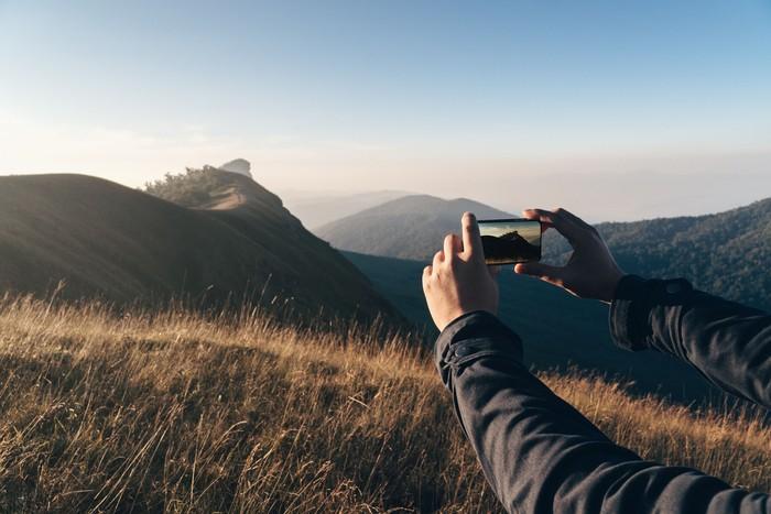 Foto pemandangan