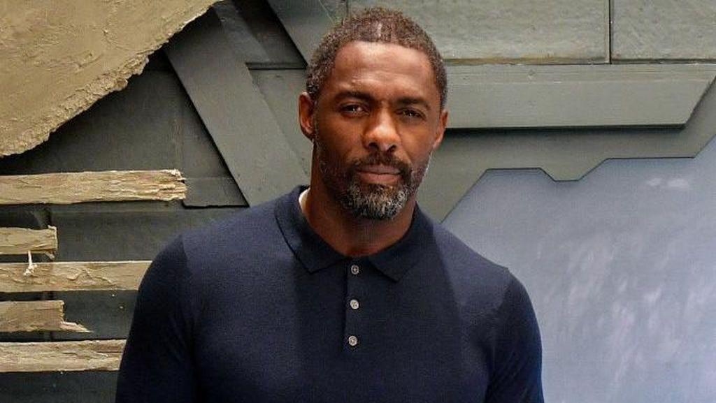 Punya Asma dan Kena Corona, Aktor Idris Elba Mengaku Cemas