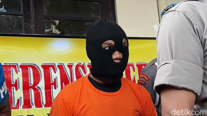 Pemotor yang viral culik dan buka-buka rok bocah di Yogya