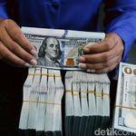 Rupiah Tertunduk Ditekan Dolar AS ke Rp 16.157
