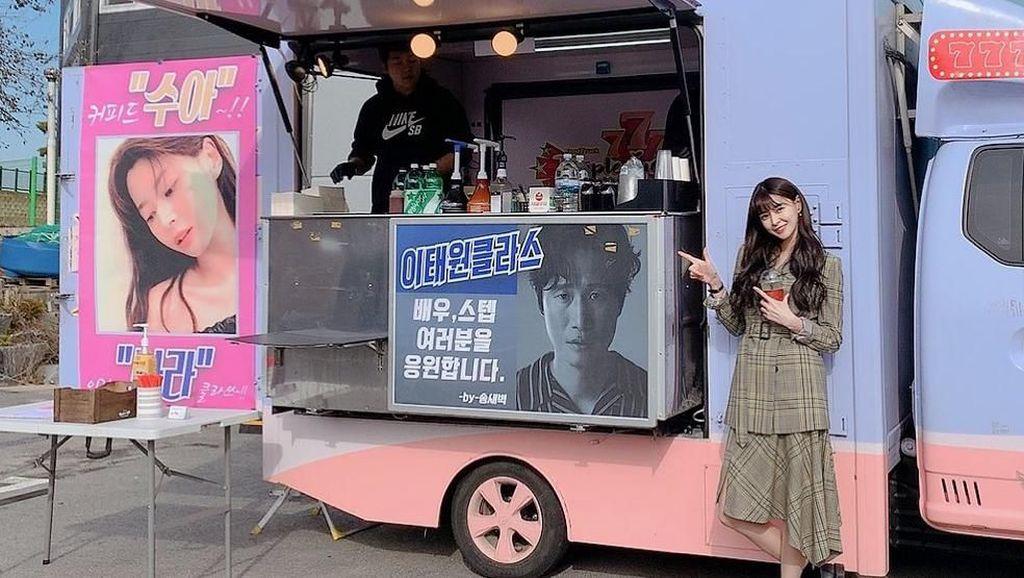 Kwon Nara Pemeran Drama Itaewon Class yang Sering Dapat Food Truck!