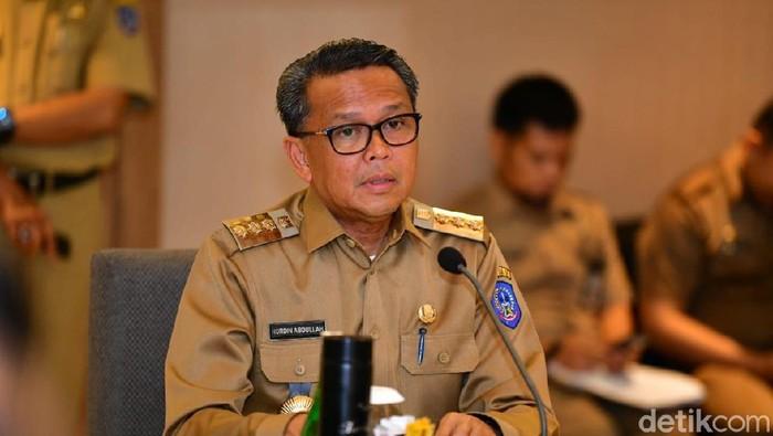 Gubernur Sulawesi Selatan Nurdin Abdullah (Dok. Istimewa)