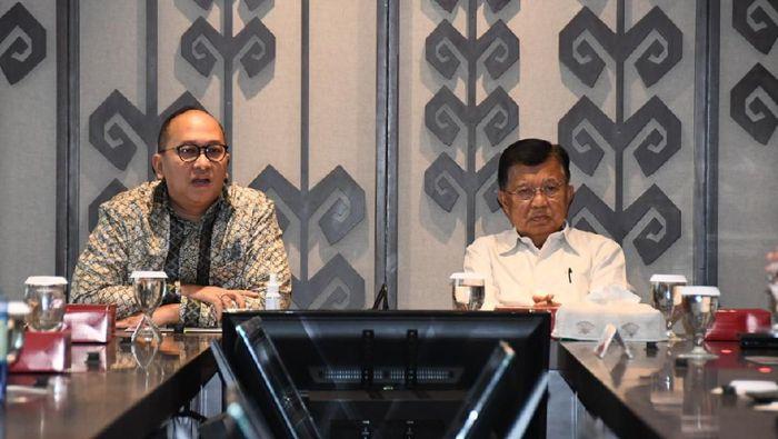 Ketua Umum Kadin Indonesia Rosan Roeslani