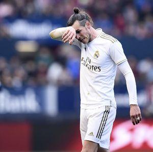 Gareth Bale Dikabarkan Alami Masalah Kaki, Absen di Latihan Madrid