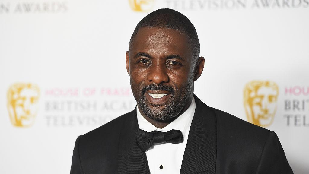 Sembuh dari Corona, Idris Elba Sudah Pulang ke London