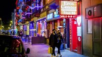Wisata Prostitusi Red Light District Amsterdam Buka Lagi