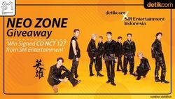 Masih Ada Kesempatan Buat Ikut Giveaway 3 CD NEO ZONE NCT 127!