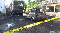 3 Kendaraan Terbakar di SPBU Lumajang, Ini Penjelasan Pertamina