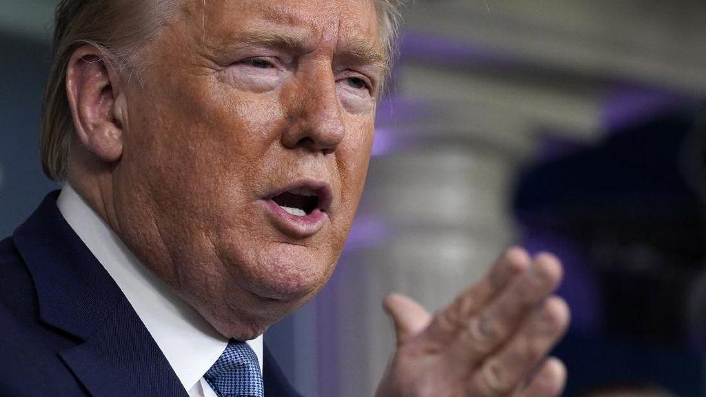 Ngomel ke GM dan Ford Lewat Twitter, Donald Trump Salah Tandai Akun