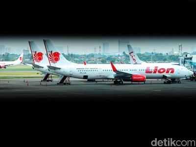 Lion Air Setop Terbang Lagi per 5 Juni