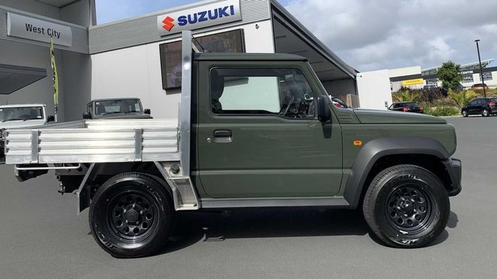 Suzuki Jimny Pick Up