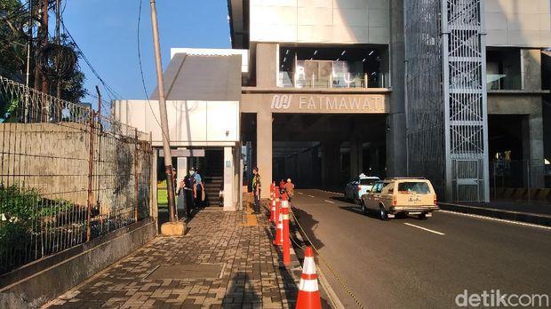 Anies Cabut Pembatasan, Tak Ada Lagi Antrean di Stasiun MRT Lebak Bulus