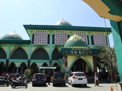 Batu Punya Masjid dengan Segudang Fasilitas