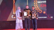 Raih Penghargaan, Ketua MPR: Tak Selamanya Politisi Penuh Caci Maki