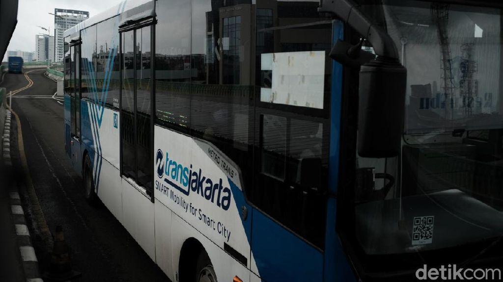 Corona Naik Terus, Transportasi Umum di DKI Cuma Sampai Pukul 21.00