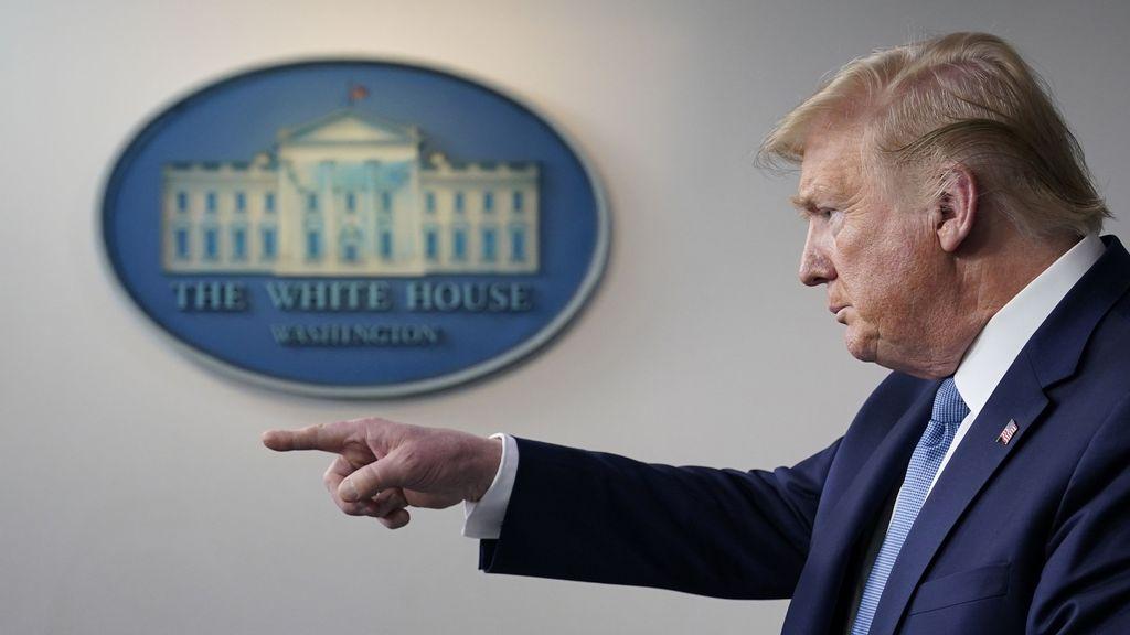 Presiden Amerika Serikat (AS) Donald Trump memprediksi kasus corona di AS akan berakhir pada bulan Juli. Kok bisa?