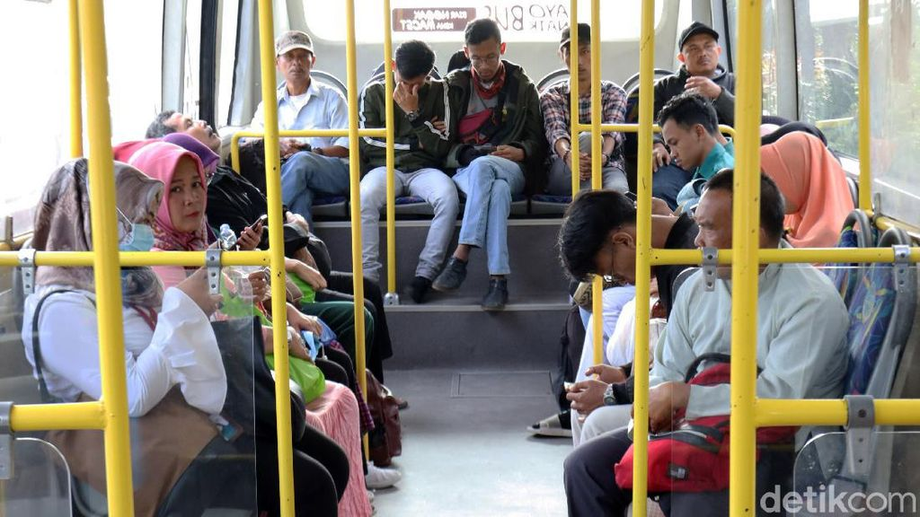 Trans Metro Bandung Masih Beroperasi Normal