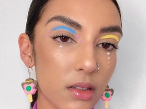 Floating Liner, Eyeliner Mengambang Jadi Tren Makeup Unik Terbaru