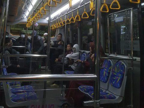 Ilustrasi Transjakarta