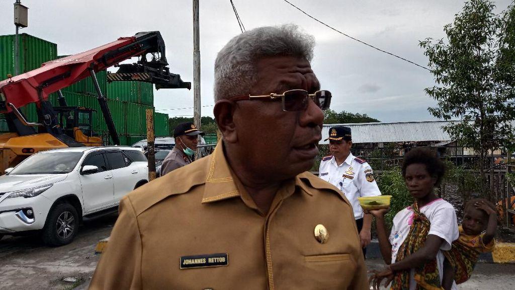 Wakil Bupati Mimika Sebut Ada 1 ABK Pasien Dalam Pengawasan di Timika