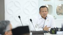 Cegah Corona di KKP, Menteri Edhy Bentuk Satgas Penanggulangan