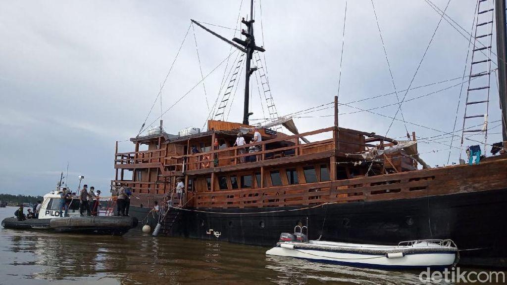 Kapal Pesiar yang Bawa Turis Asing Akan Bersandar di Timika