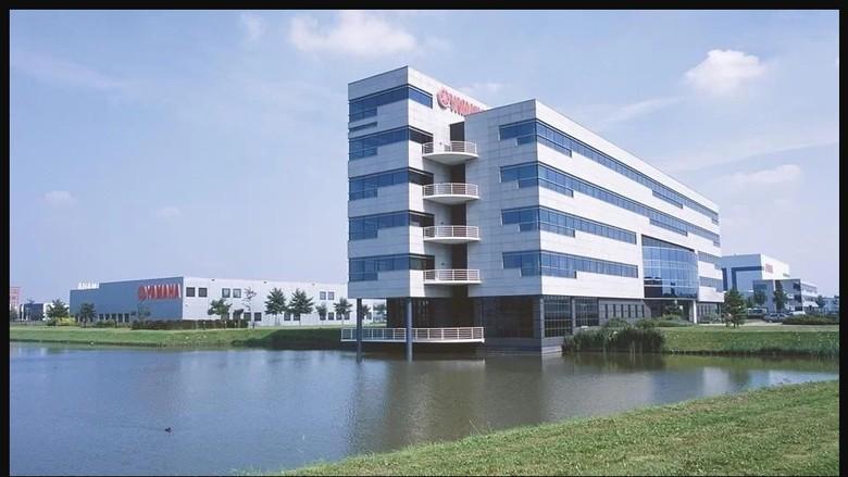 Pabrik Yamaha Eropa setop karena corona