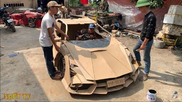 Replika Lamborghini Sian